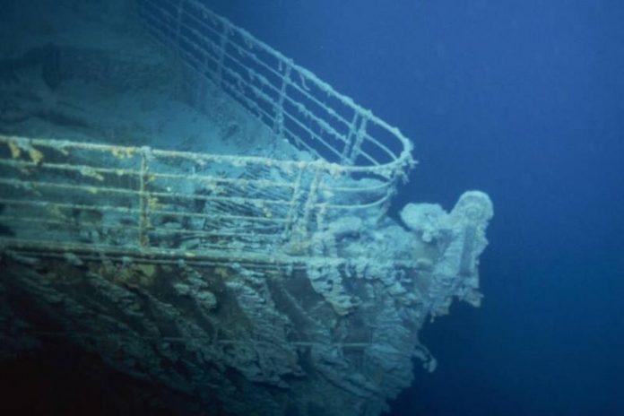 Câmeras a Bordo Do Titanic Capturaram Como Foram Os Últimos Dias